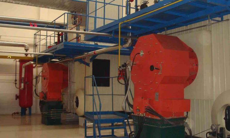 内蒙供暖热水锅炉